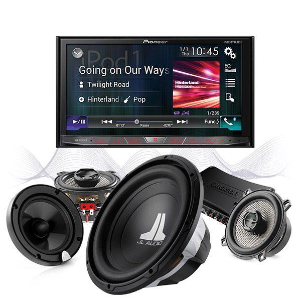 Audio & Navigation