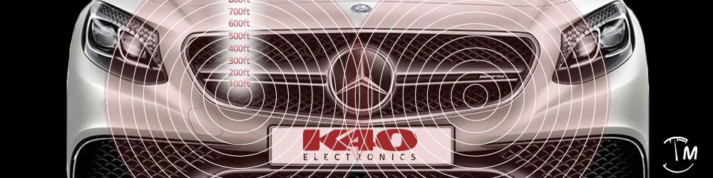 K40 Radar Detector