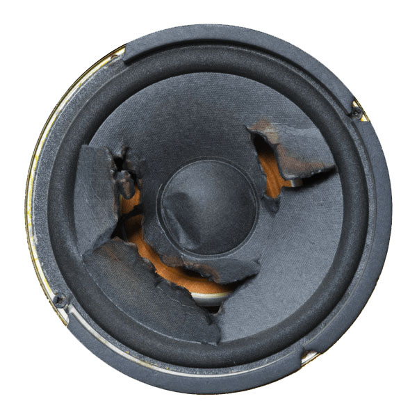 Stock Speaker Replacement